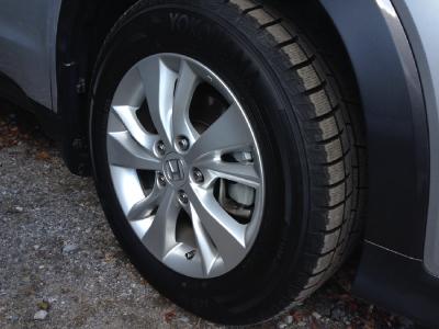 2016-17 冬タイヤ換装