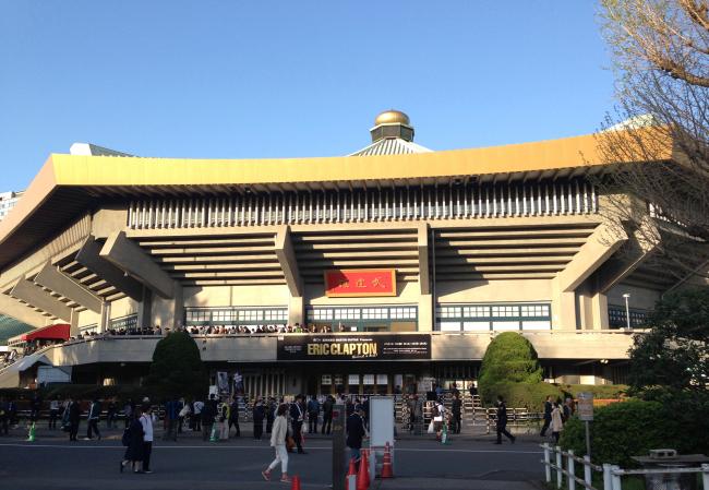 2016 Apr 15 日本武道館