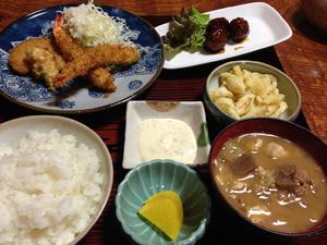 ながしま食堂 2