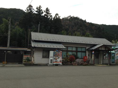 JR 下油井駅(高山本線)