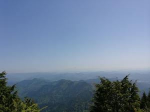 中美濃林道 御嶽山 1