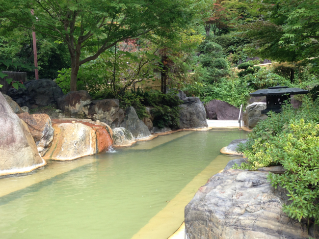 奥飛騨 温泉 1