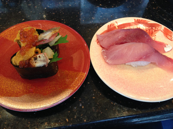 富山 きときと寿司 1
