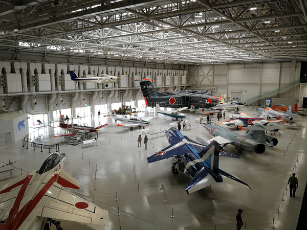 岐阜かかみがはら航空宇宙博物館 1