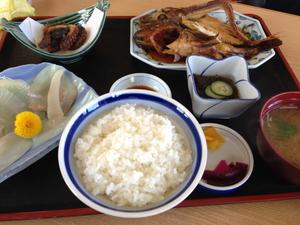 師崎 はま美 5 梅定食