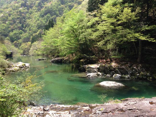 弓掛川 1