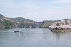恵那峡 1