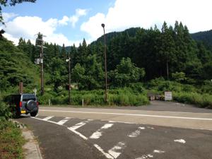 旧R303 滋賀県側 1