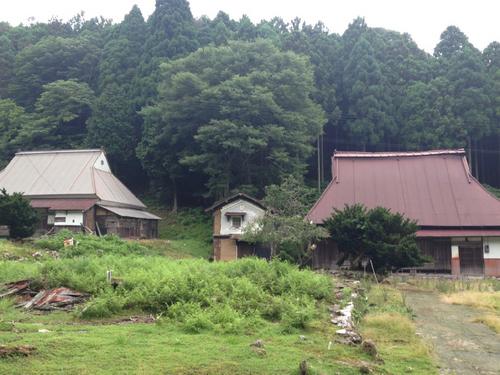 時山〜多賀林道 2
