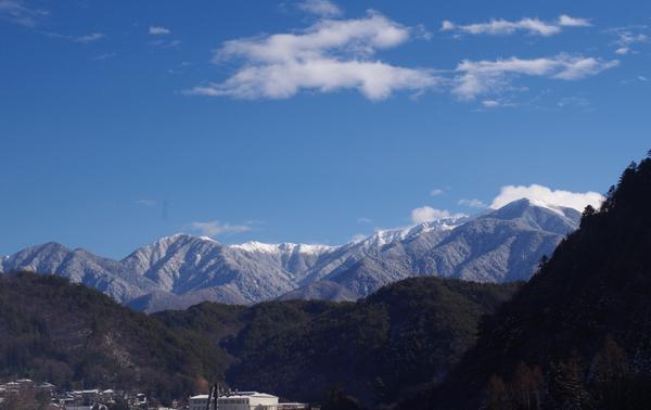 木曽駒ヶ岳 1