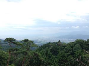 林道 池田〜明神線(沙羅林道)