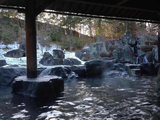 水晶山温泉 2