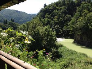 白川郷の湯 2