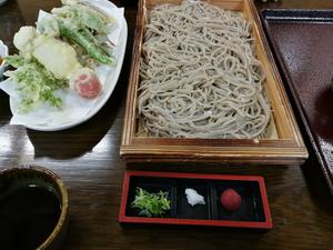 蕎麦正(飛騨荘川)2
