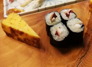 車寿司 蛸巻