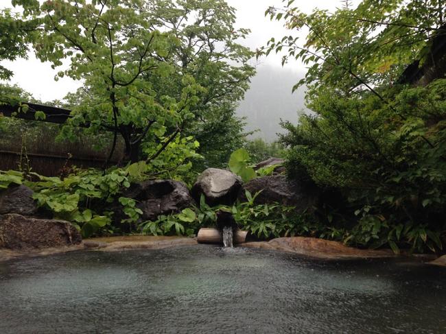 野の花山荘 風呂 06