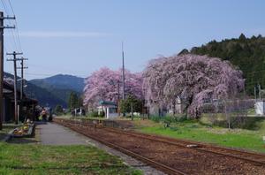 長良川鉄道 大矢駅 2