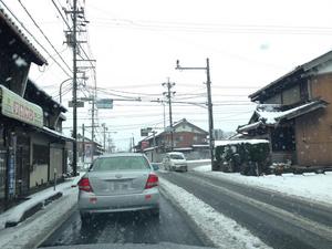 関ヶ原町 雪 2