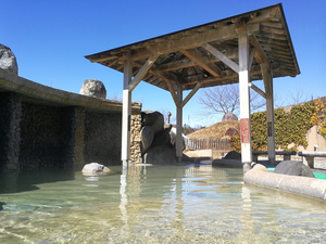 飛騨荘川 桜香の湯 3