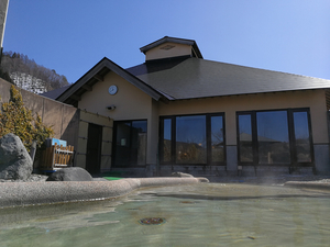 飛騨荘川 桜香の湯 6