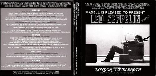 Zep BBC sessions