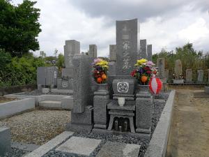 2018 盂蘭盆 墓参り