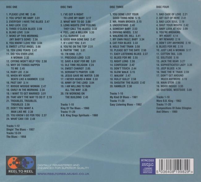 BB 8 classic albums back