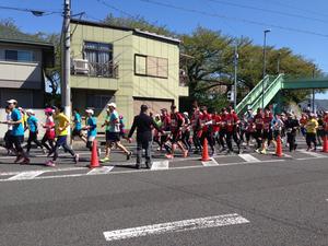 ぎふ清流ハーフマラソン 2