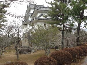 伊賀上野城 2