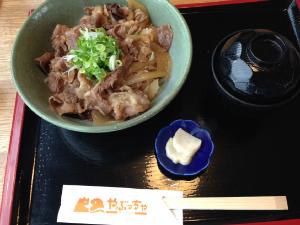 伊賀牛 牛丼