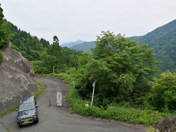 八草峠 3