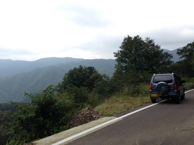 冠山林道 1