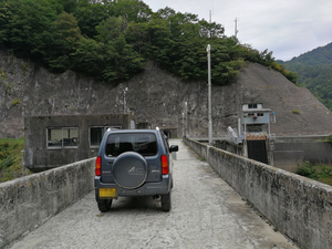 利賀ダム 1