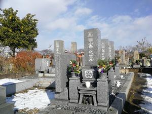 墓参り 1