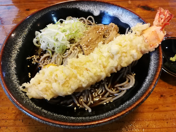 天ころ蕎麦(堀川)