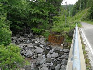 山中山橋(庄川)