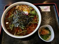 山菜蕎麦 850