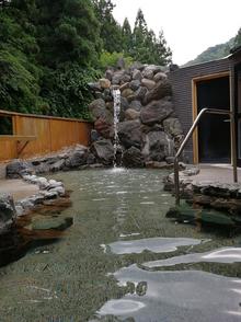 揖斐 久瀬温泉 2