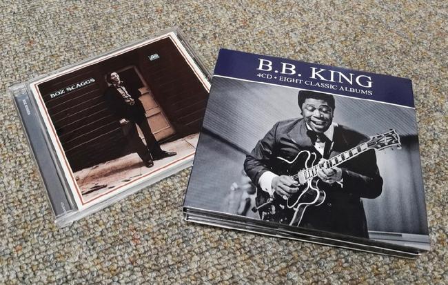 新着CDs