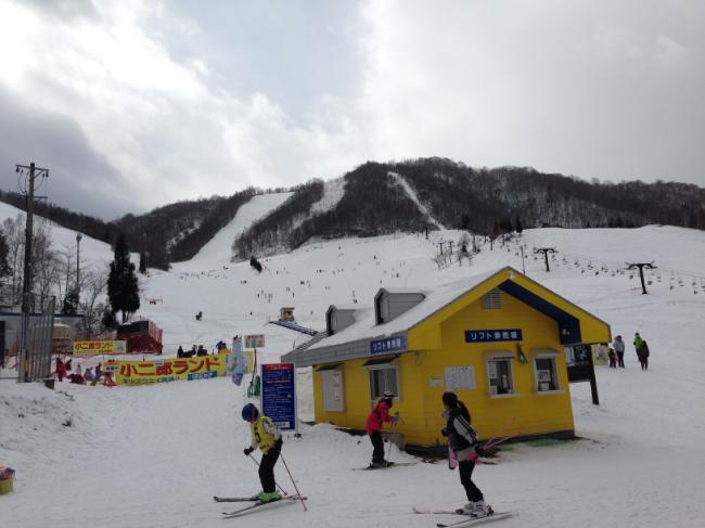 朴の木平スキー場 4