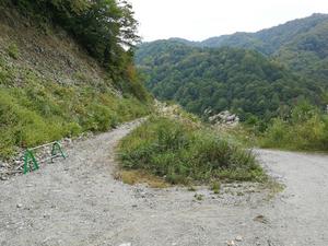 村道水無白川線 2