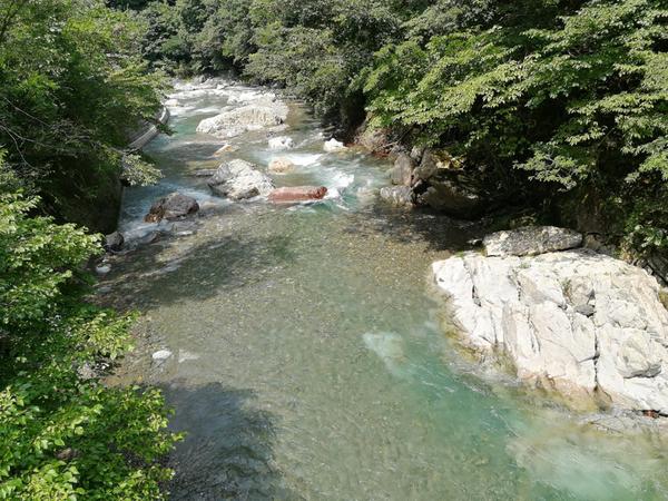 根尾東谷川