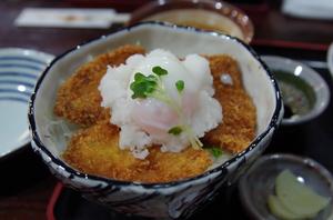 梅林 醤油カツ丼