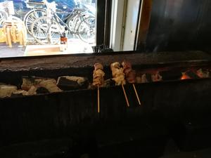 水谷 2 焼き台