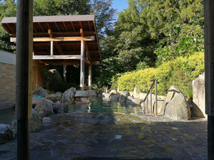湯の平温泉 1