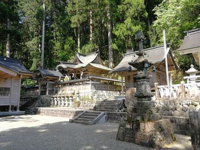 美並粥川 星宮神社