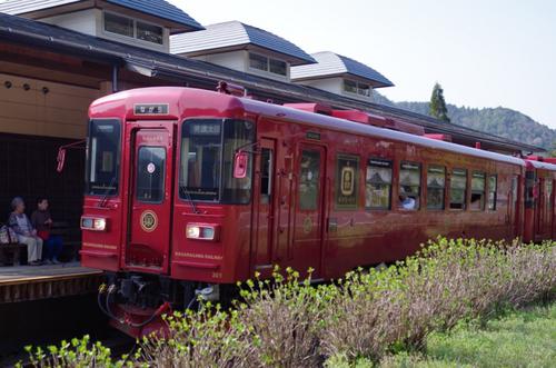 長良川鉄道 みなみ子宝温泉駅 3