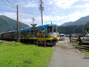 長良川鉄道 チャギトン号 2