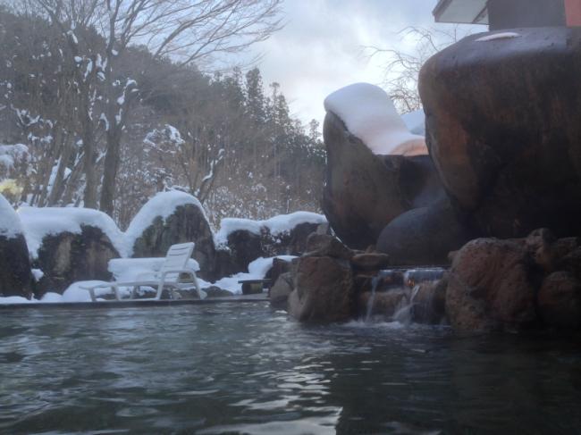 飛騨川温泉しみずの湯 2