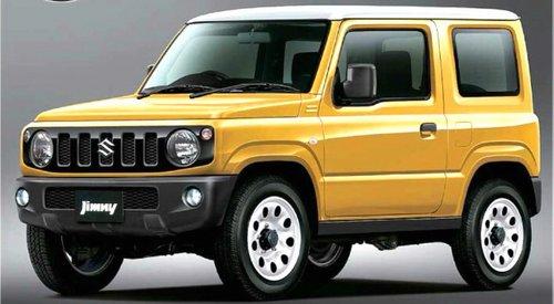 Jimny 新型 1